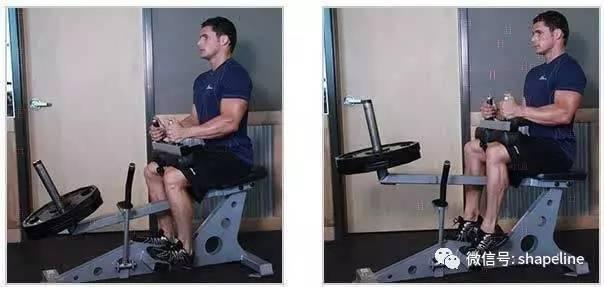 """訓練小腿肌肉,""""站姿提踵""""與""""坐姿提踵""""有區別嗎?"""