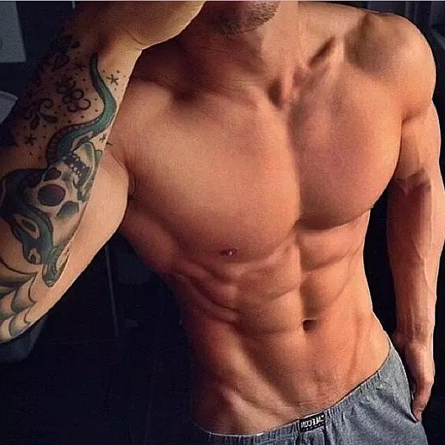 健身女神喜歡什麼樣的男生?這樣的!