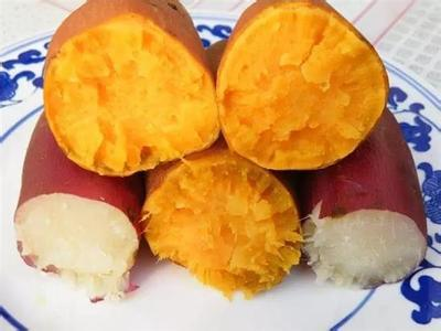 低熱量美食——紅薯,減肥人士首選!