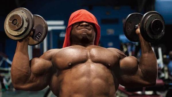 幾種啞鈴超級組訓練法,在家也能練出健碩的三角肌!