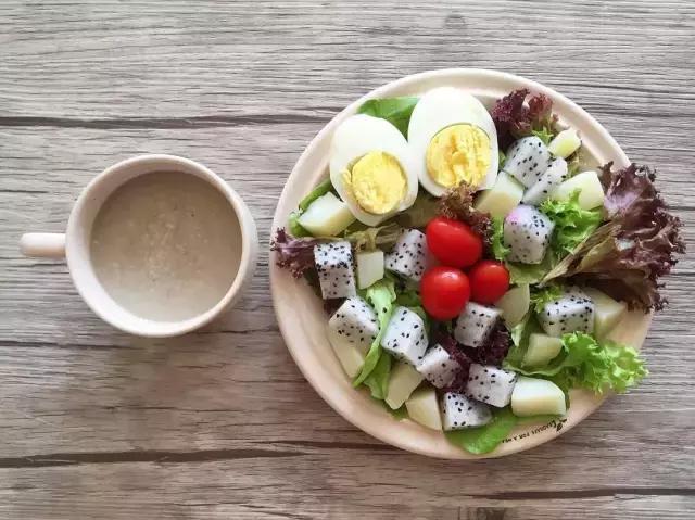 14種不重樣的健身早餐,給正在減脂的你
