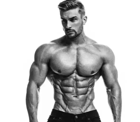 英國最性感的健身模特教你6個動作讓你虐出八塊肌,超實用!