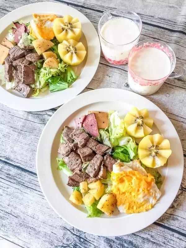 5大經典健身早餐,吃出腹肌馬甲線!