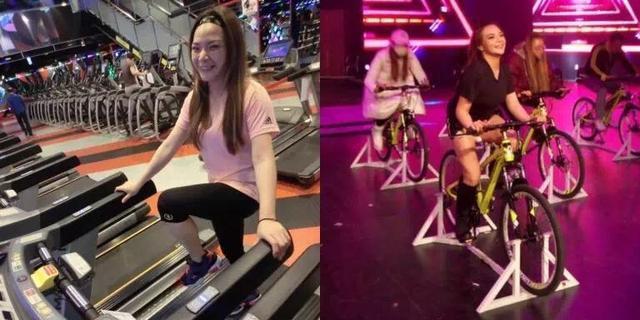 台灣藝人小甜甜!圓圓滾滾的她怎能就瘦成這樣?