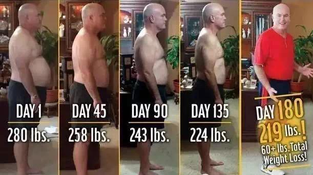 連續吃垃圾食品,6個月反而瘦了33斤!